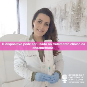 DIU Mirena Tratamento Endometriose