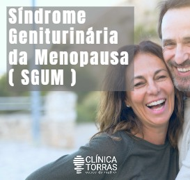 Síndrome Geniturinária da Menopausa